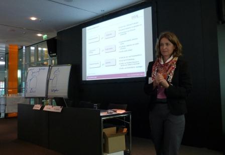 Martina Jensen, Geschäftsführerin, Büros für Personalentwicklung