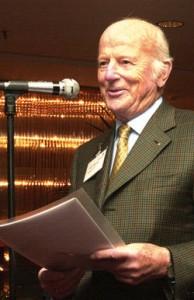 Der verstorbene DGQ-Ehrenvorsitzende Professor Walter Masing