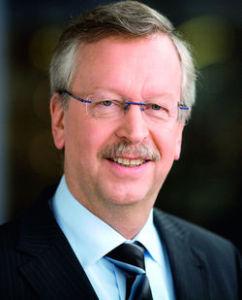 """DGQ-Präsident Jürgen Varwig sieht """"Made in Germany"""" in Gefahr."""