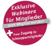 Exklusive Webinare für Mitglieder