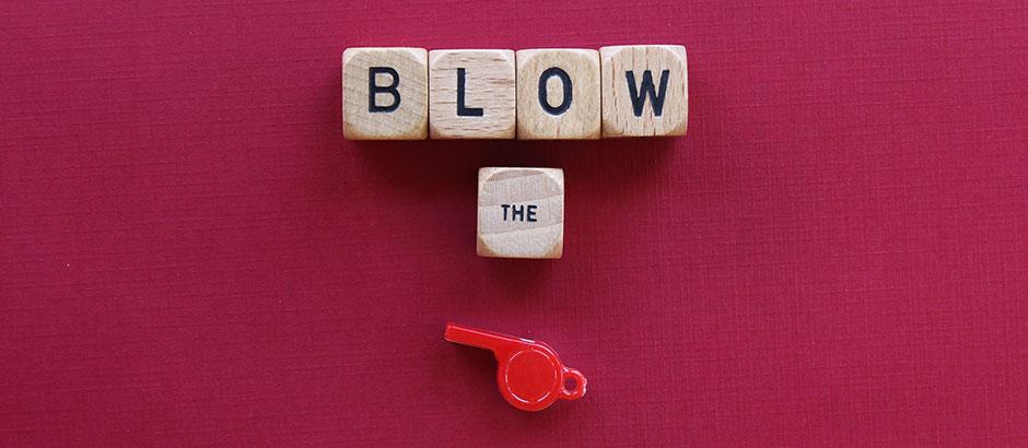 Was ist ein Whistleblowing-System oder Hinweisgeber-System?