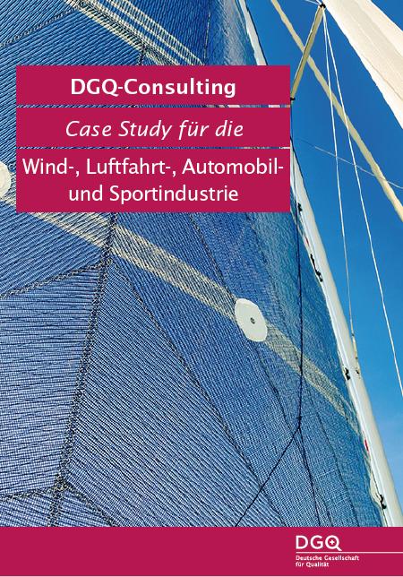 Case Study Wind-Luftfahrt-Automobil-Sportindustrie
