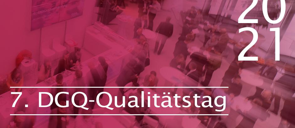 DGQ-Qualitätstag 2021
