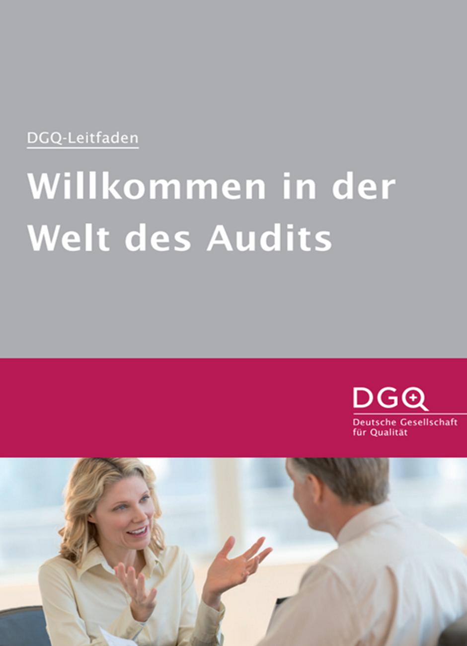 DGQ-Whitepaper: Willkommen in der Welt des Audits