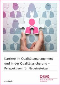 Coverbild Berufsreport QMB Qualitätsmanagement