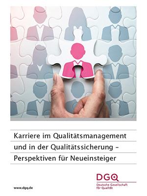 DGQ-Whitepaper: Berusreport QM und QS